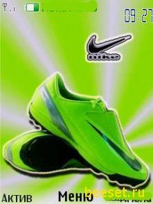 Тема для телефона Nike