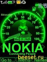 Тема для телефона Nokia+спидометр+новое меню