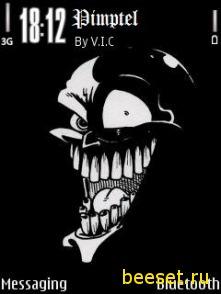 Тема для телефона Джокер