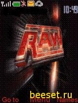 Тема для телефона Raw