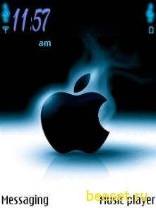 Тема для телефона Apple