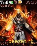 Тема для телефона Assassins Creed 2+новое меню
