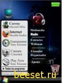 Тема для телефона Windows7