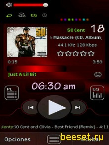 Xpress Music Player