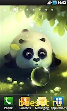 Тема для телефона Panda Dumpling v1.0.0