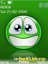 Тема для телефона Fun Smile
