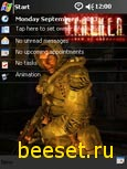 Тема для телефона stalker