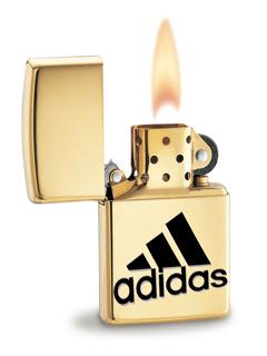 Картинка Зажигалка от Adidas