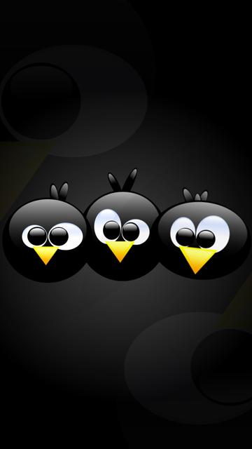 Картинка Пингвины