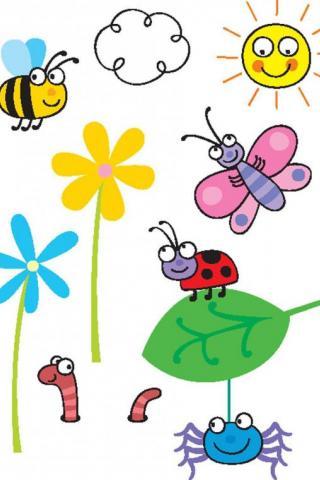 Картинка Пчелки