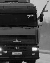Картинка Грузовик АК47