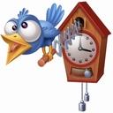 Картинка Часы с кукушкой