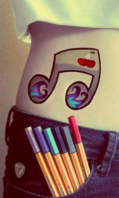Картинка Love The Music