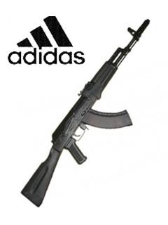 Картинка Адидас + AK 47
