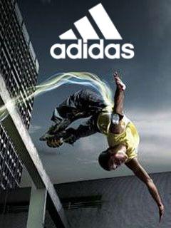 Картинка Паркур+adidas