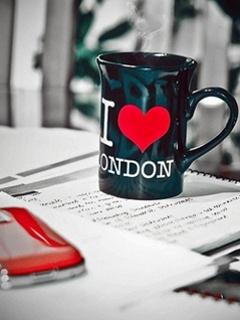 Картинка Кружка Лондон