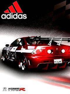 Картинка Acura+Adidas