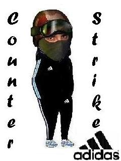 Картинка Adidas+counter strike