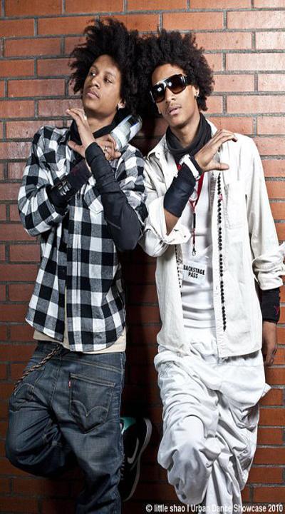 Картинка Les Twins