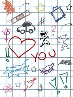 Картинка School love