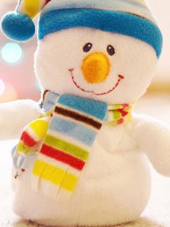 Картинка Снеговик
