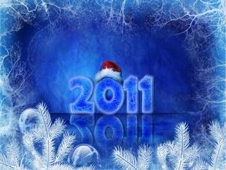 Картинка Новый 2011 год