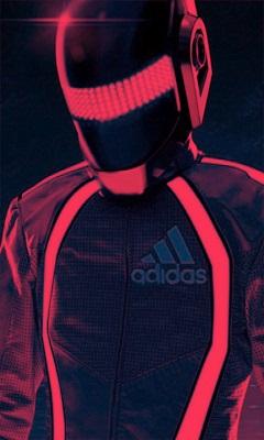 Картинка Tron Adidas