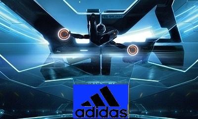 Картинка Трон и adidas