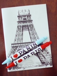 Картинка I love Paris