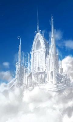 Картинка Небесный замок