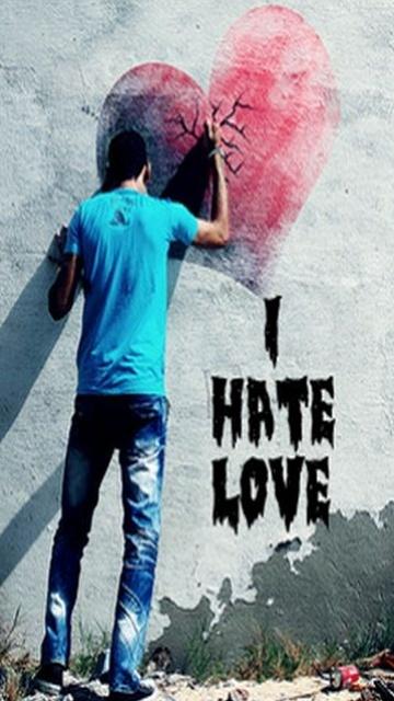 Картинка I Hate Love