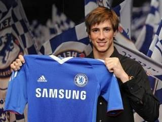 Картинка Torres in Chelsea