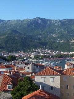 Картинка Город в горах
