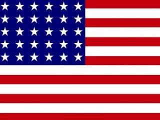 Картинка Американский флаг