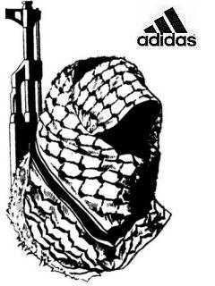Картинка Терорист + Адидас