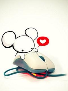 Картинка Мышка