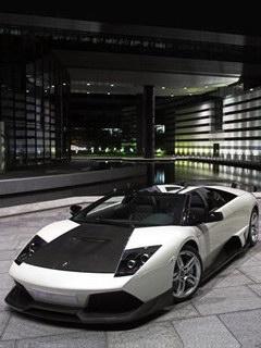 Картинка Lamborghini Murcielago Gt 660