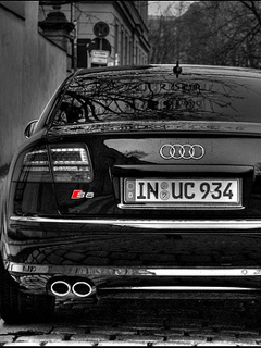 Картинка Audi S8