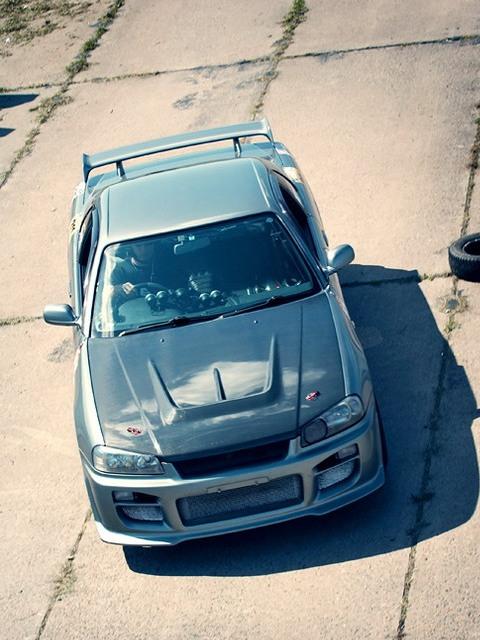 Картинка Nissan Skyline GT-R