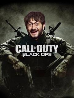 Картинка Равшан в Call of Duty