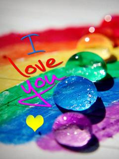 Картинка Я люблю тебя