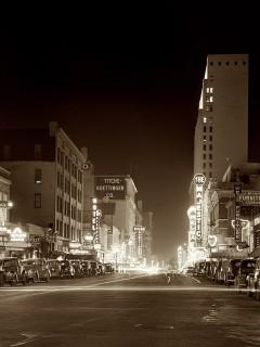 Картинка Ночной город