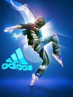 Картинка Dance + Adidas