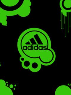 Картинка Abstract adidas