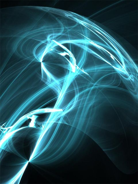 Картинка Синий дым
