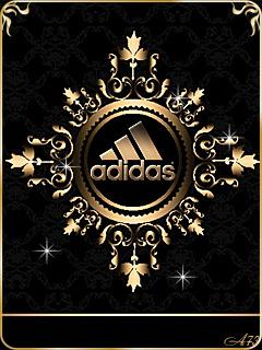 Картинка Golden Adidas