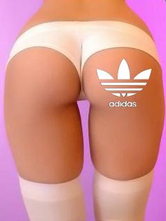 Картинка Adidas+ass
