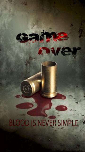Картинка Game Over