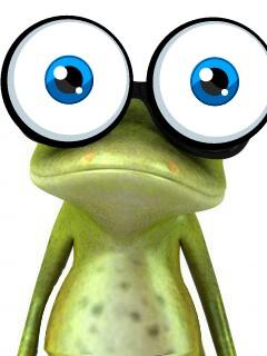 Картинка Лягушка