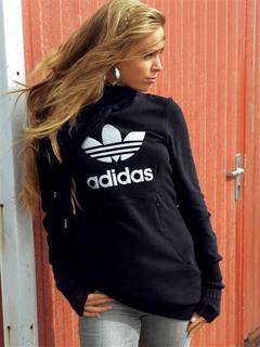 Картинка Красотка + Adidas